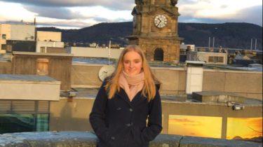 Photo of Caitlin MacArthur
