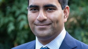 Photo of Sukrit Ranjan
