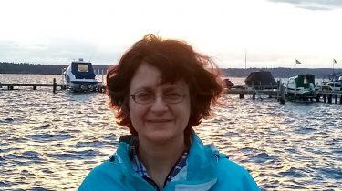 A photo of Julia Brodsky