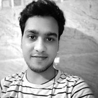Headshot of Satyam Tiwari