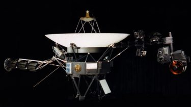 Voyager Spacecraft Image from NASA